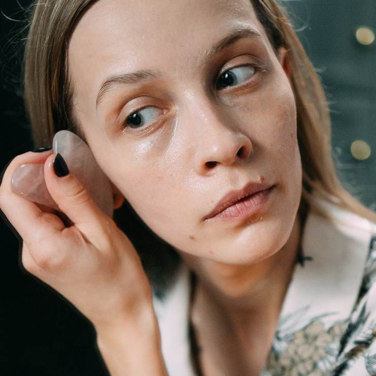 micropeeling acne