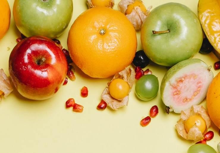 alimentazione anti-acne