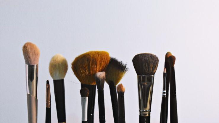 strumenti per il make up