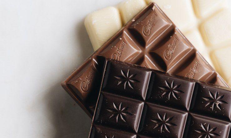 mangiare cioccolato a dieta