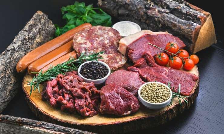 ritiro carne di vitello