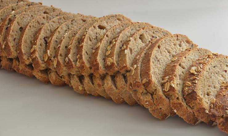 fette di pane di segale