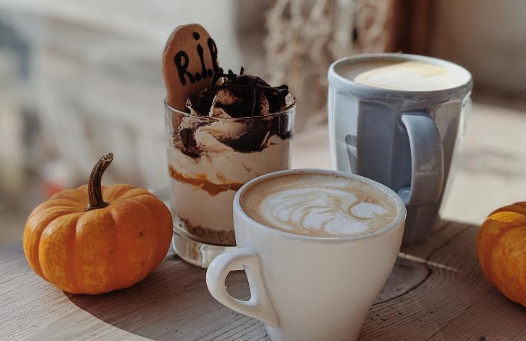 Mousse al caffè Benedetta Rossi
