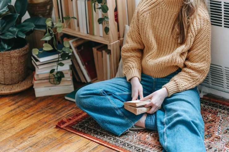 colori e forme del tappeto
