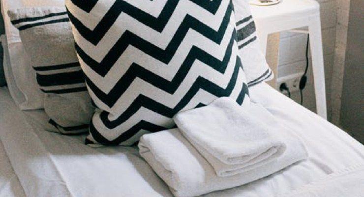 Cambiare Asciugamani accappatoi e lenzuola