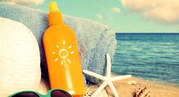 Utilizzare Crema solare avanzata
