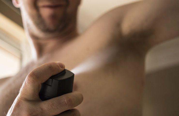 Deodoranti lo studio su quanto sono sicuri