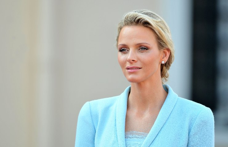 Charlene di Monaco ospedale