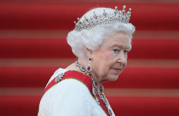 Regina Elisabetta erede