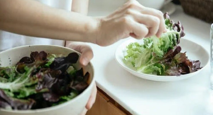 Come mangiare Insalata per non ingrassare