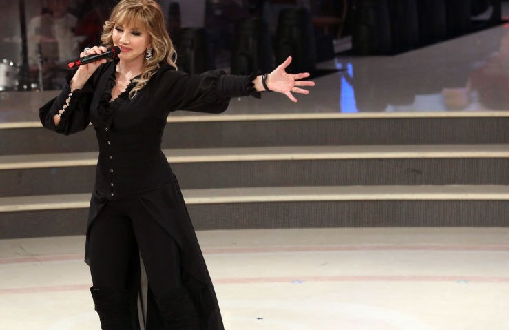 Pippo Baudo, Milly Carlucci