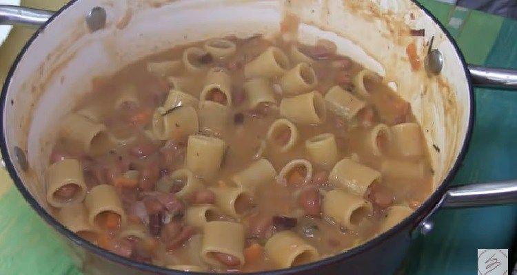 Fare Pasta e fagioli cremosa