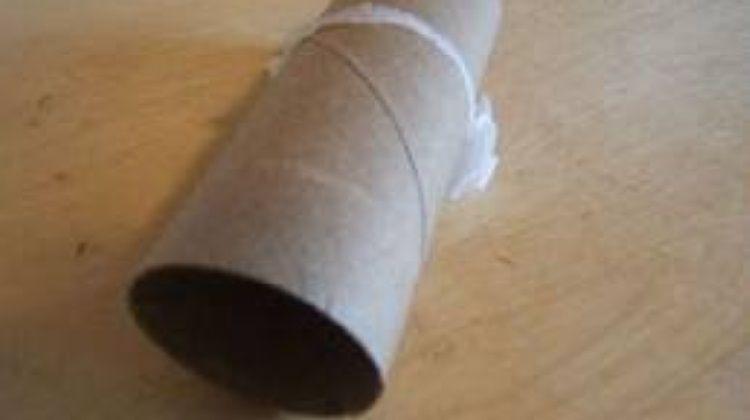 Rotolo carta igienica sostituzione