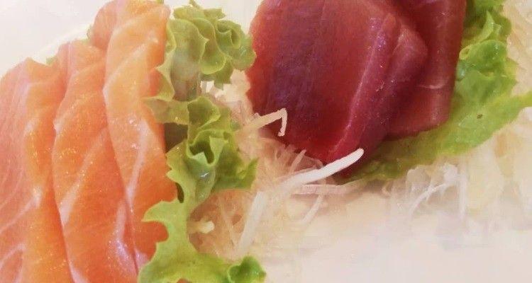 Samone e tonno nella dieta