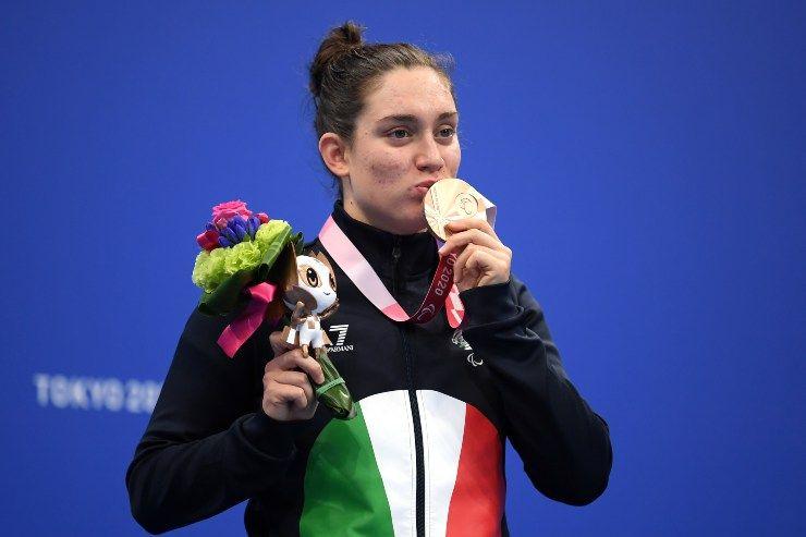 giochi paralimpici medaglie