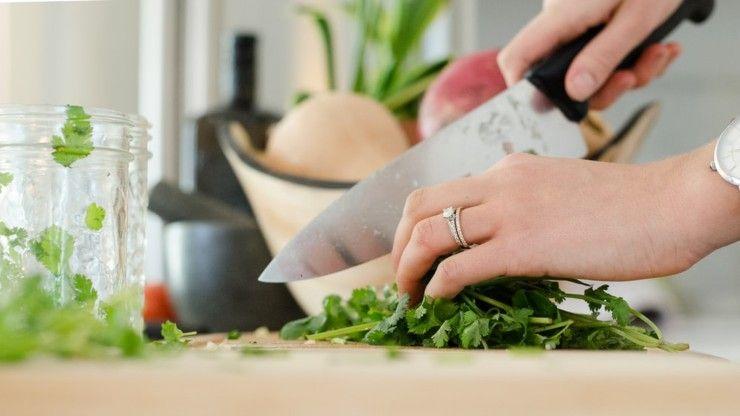 cucinare solo per te stesso