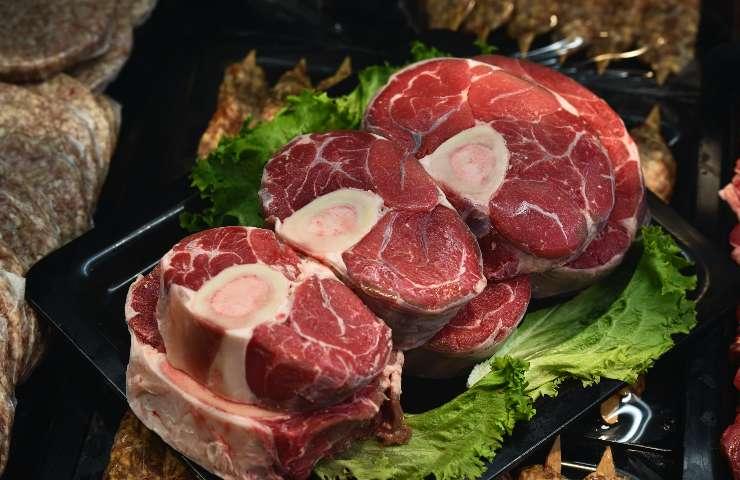 carne surgelata ritirata