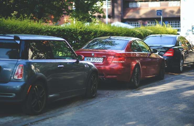 multe parcheggi