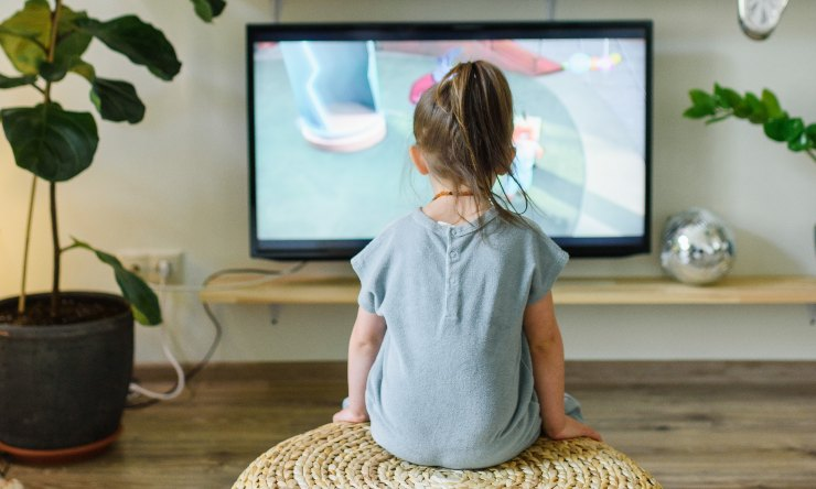 televisione con digitale