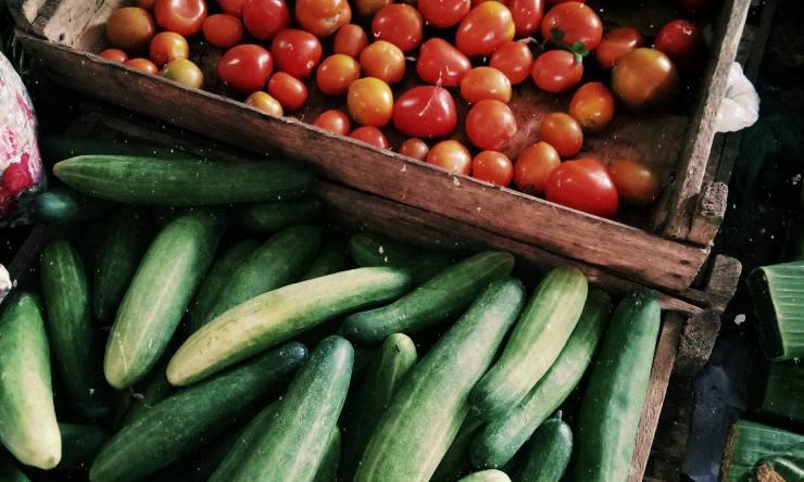 benefici della verdura