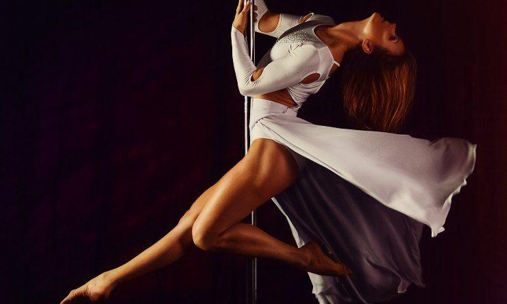 pole dance benefici