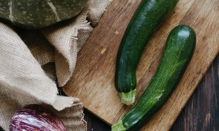 dieta delle zucchine