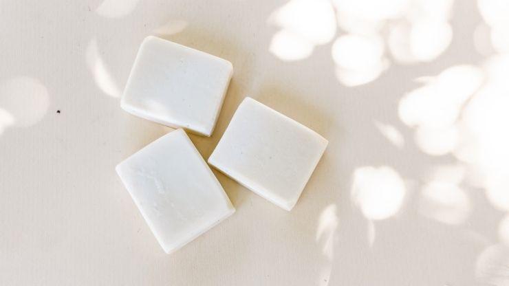 preparare sapone liquido avanzi saponette