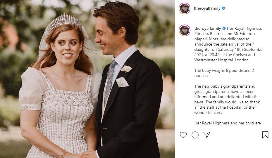 Royal Family post