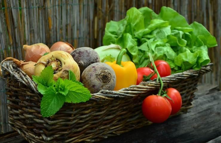 Cotolette di verdura, ricetta