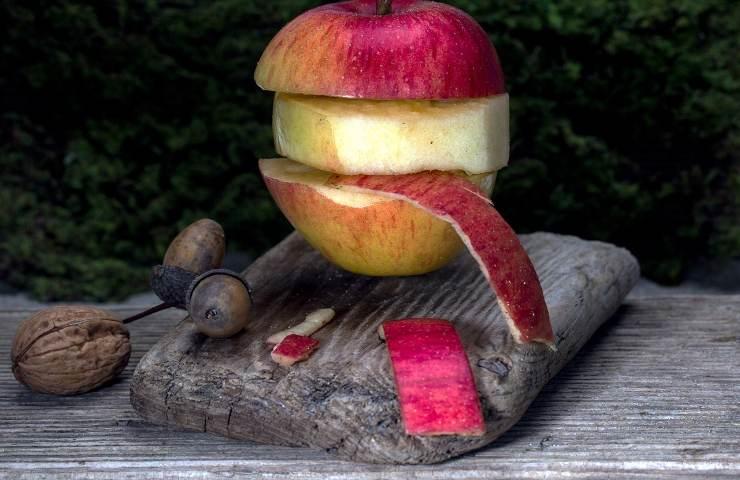 Bucce di mela le proprietà