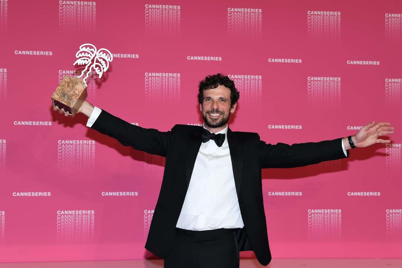 Il Cacciatore, Francesco Montanari torna su Raidue (Getty Images)