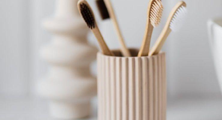 Evitare contaminazione nello spazzolino