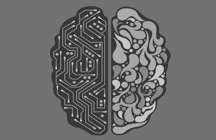 Test psicologico sul cervello umano