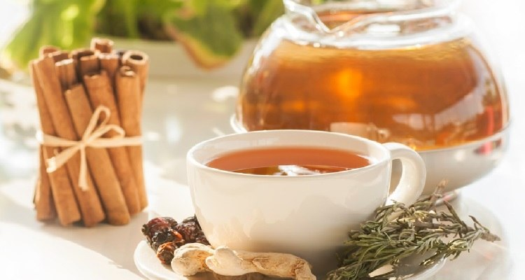 depurare organismo con tisane tè e infusi