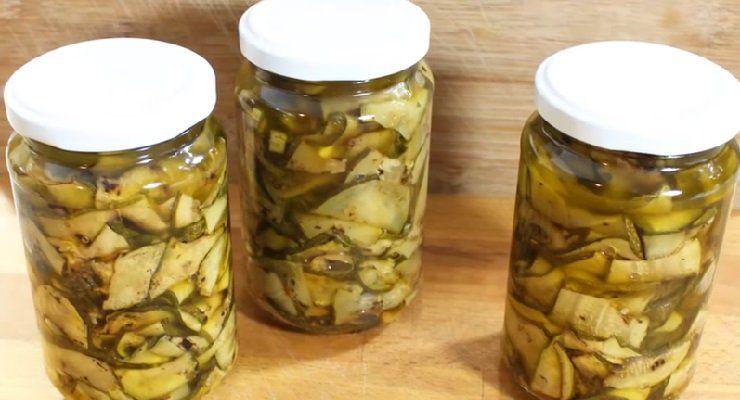 Come conservare zucchine