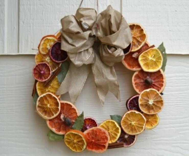 ghirlanda frutta