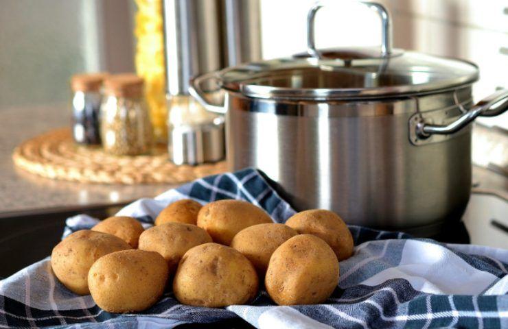 frittelle di patate ricetta