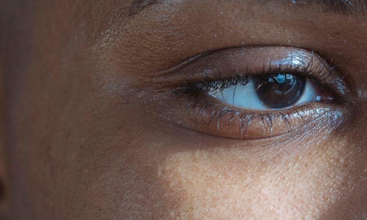 occhiaie grandi