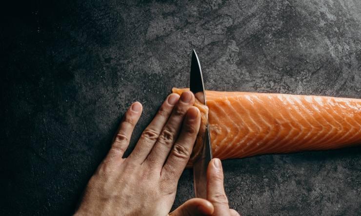 consumo di salmone