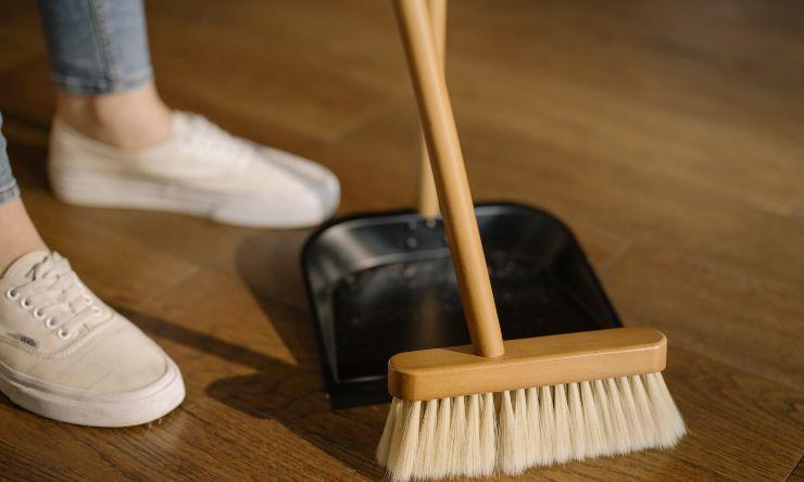pulizie della casa