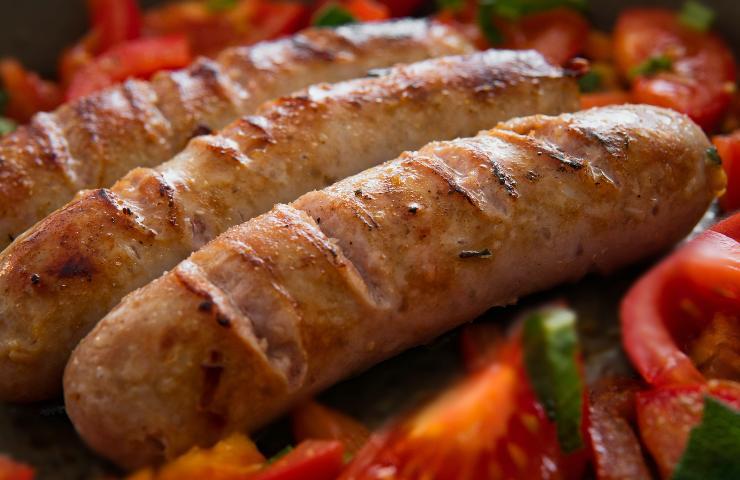 salsiccia salmonella