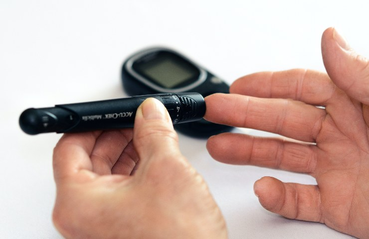 spuntino diabetici