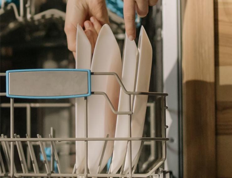 piatti in lavastoviglie