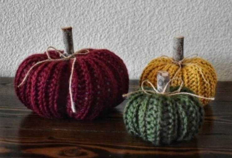 zucche di lana